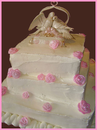 Vin Coco Patisserie - Wedding Cakes